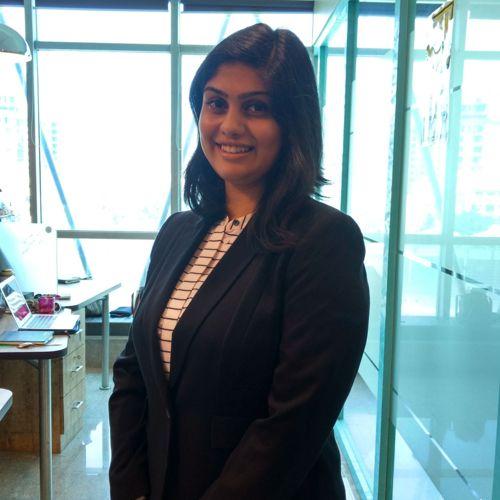 Nilasha Mukherjee