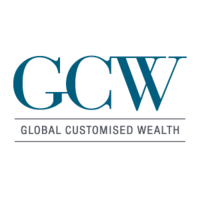 GCW Global Customised Wealth logo