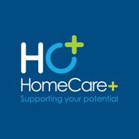 HomeCare+ logo