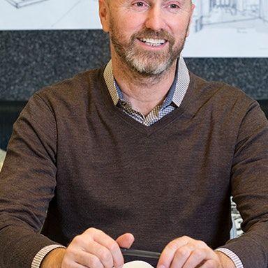 Profile photo of Nicholas Schifferle, Director, Global Client Services at M. Moser Associates