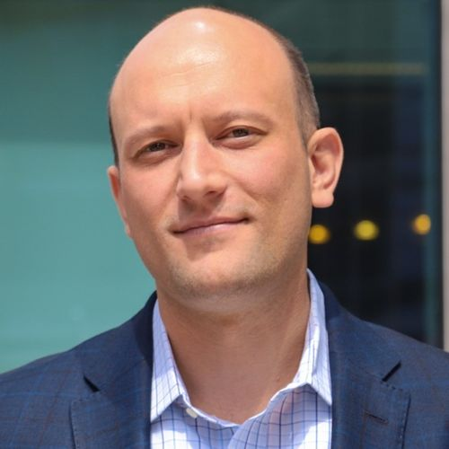 Profile photo of Jonathan Zile, VP, Data and Analytics at PulsePoint