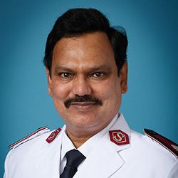 Profile photo of John Kumar, Territory Leader, Southeast India at The Salvation Army
