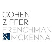 Cohen Ziffer Fren... logo