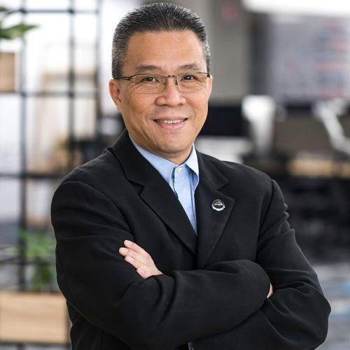 Keith Leong