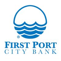 First Port City Bank logo
