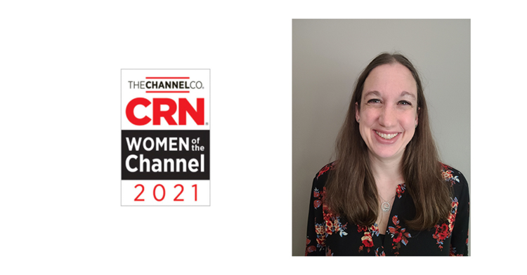 Emily Scales of Code Corporation Featured on CRN's 2021 Women of the Channel List