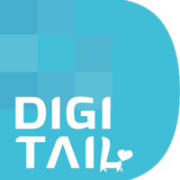 Digitail logo