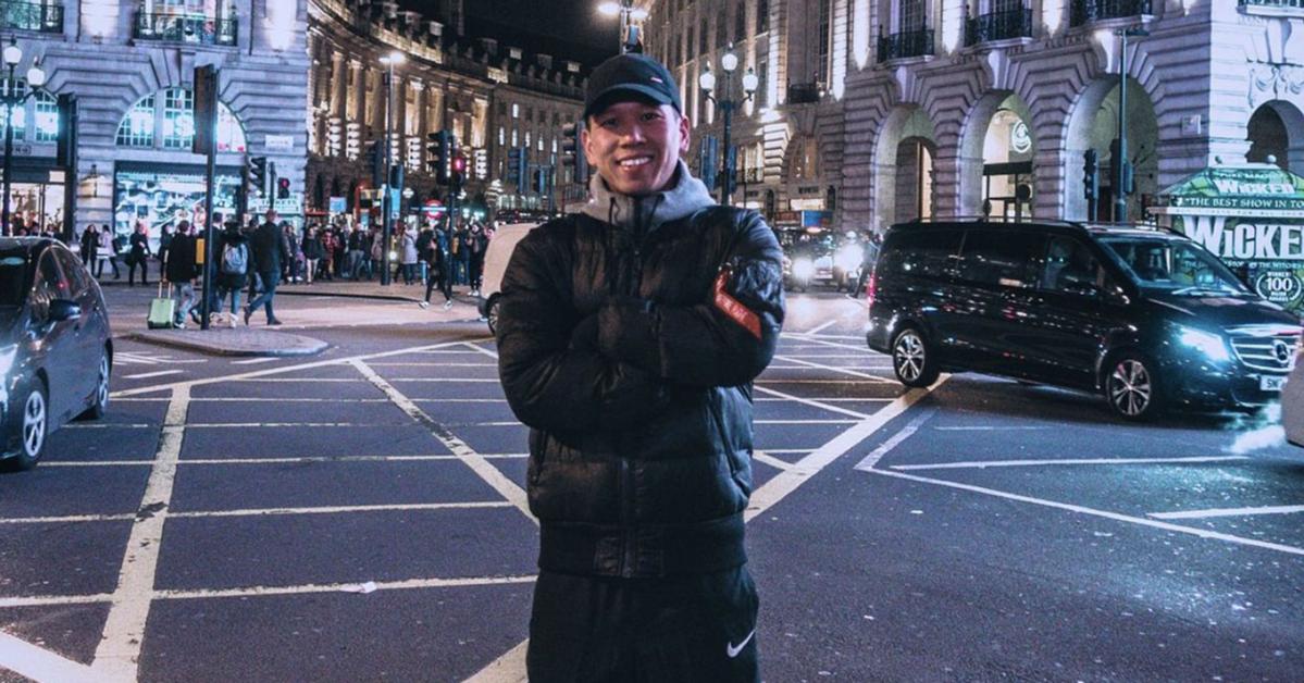 Meet SoleSavy's Director of Video, Tony Mui, SoleSavy