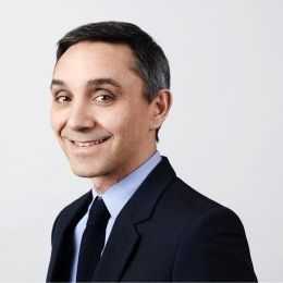 Profile photo of Olivier Bossard, Group Chief Development Officer at Unibail-Rodamco-Westfield