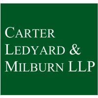 Carter Ledyard & Milburn logo