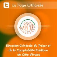 Direction Générale du Trésor et de la Comptabilité Publique logo
