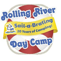 Rolling River Day Camp logo