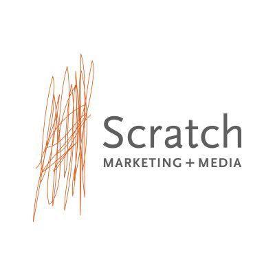 Scratch Marketing + Media logo
