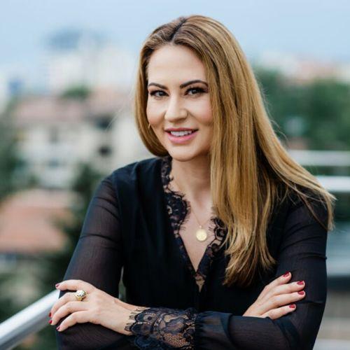 Boriana Tchobanova
