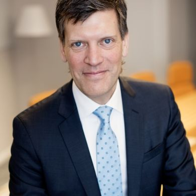 Profile photo of Erik Haeffler, VP of Manufacturing Services & Head of Sustainability at Recipharm