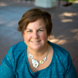 Profile photo of Frances Sweeney, VP for Mission at Saint Mary's College of California