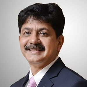 Profile photo of Adarsh Hegde, Joint Managing Director at Allcargo Logistics