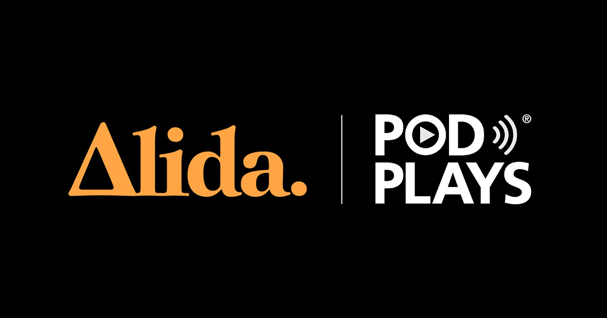PodPlays Selects Alida to Build an Elevated Listener Experience, Alida