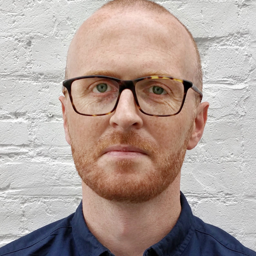 Profile photo of Peter Pickthall, SVP Creative at AdGreetz