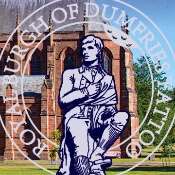 Royal Burgh of Dumfries Tattoo logo