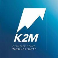 K2M logo