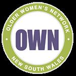 Older Women's Network (NSW) logo