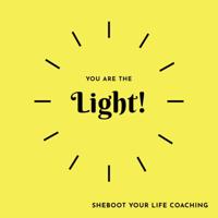 SHEboot Your Life Coaching logo