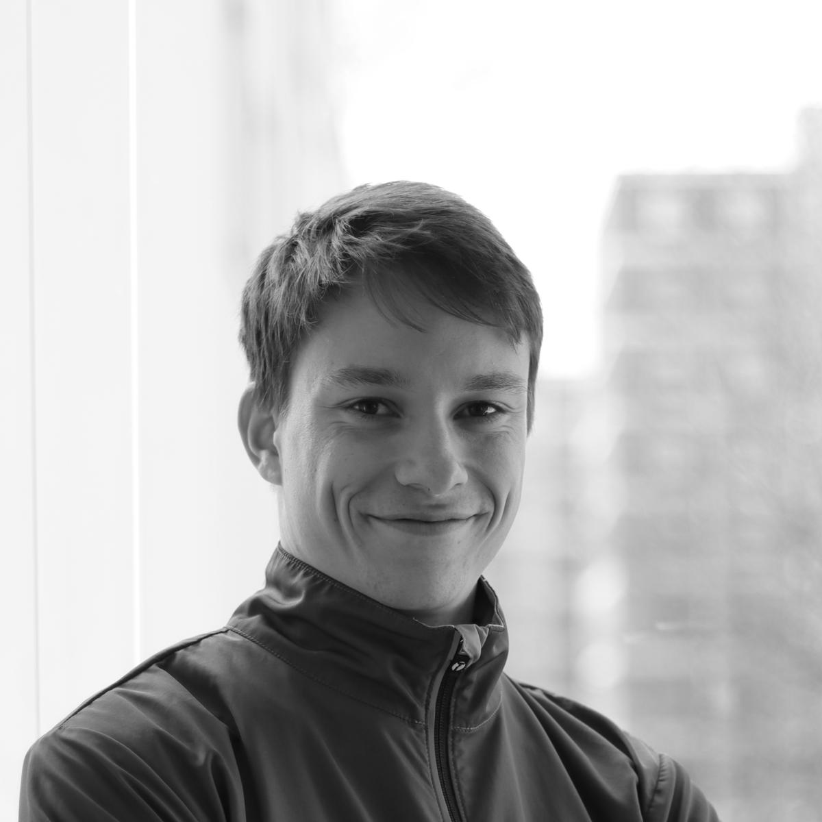 Droppe welcomes Tobias Jern as Software Developer, Droppe