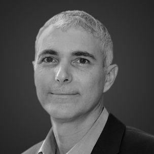 Profile photo of Yaron Turpaz, SVP and Senior Advisor, Computational Discovery at Compugen