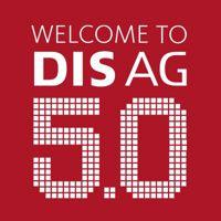 DIS AG logo