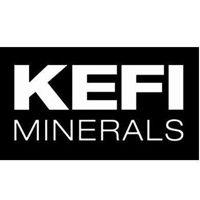 KEFI Minerals plc logo