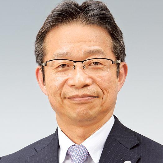 Profile photo of Yasuhiro Iida, Head of Global Production & Purchasing Center at Denso