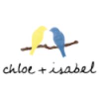 Chloe + Isabel logo
