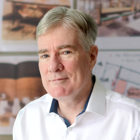 Profile photo of Graeme Smith, Director, Sustainability at M. Moser Associates