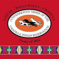 CONFEDERATED TRIBES OF THE UMATILLA INDIAN RESERVATION logo