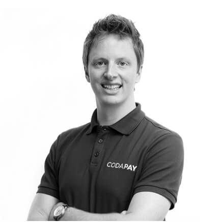 Profile photo of Paul Leishman, President and Executive Director at Coda Payments