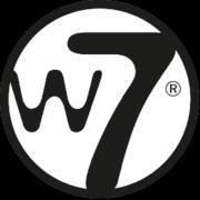 W7 Make Up logo