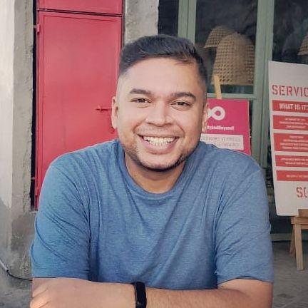 Profile photo of Abhash Kumar, Head of Community at SpringRole