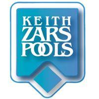 Keith Zars Pools logo