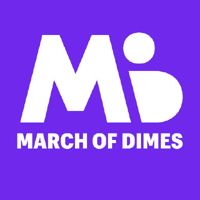 March of Dimes Inc logo