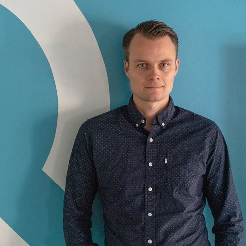 Profile photo of David Ekov, Co-founder and Chief Scientist at unitQ