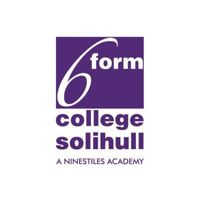 The Sixth Form College, Solihull logo