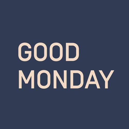 Good Monday Logo