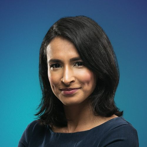Profile photo of Neha Krishnamohan, CFO & EVP, Corporate Development at Kinnate Biopharma