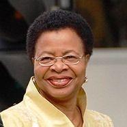 Profile photo of Graça Machel, President at SOAS University of London
