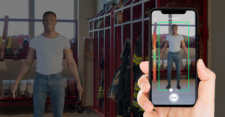 3DLOOK launches Uniform Pro, a digital measuring, fit and size recommendation system for the uniform sector