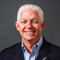 Profile photo of Terry Benedict, Chief Operating Officer at Blue Origin