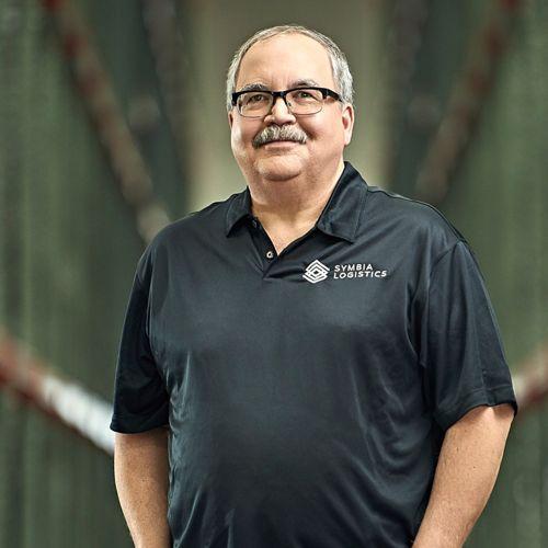 Profile photo of Steve Buckman, EVP, Operations at Symbia Logistics
