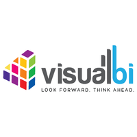 Visual BI logo
