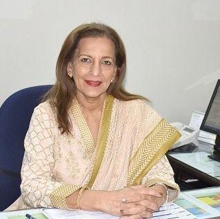 Shahnaz Wazir Ali
